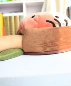 Tapis de souris chauffe-main USB coccinelle