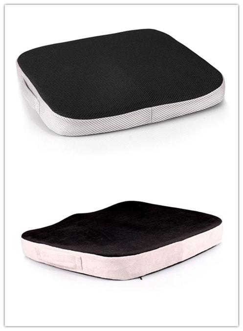 Pack x2 coussins d'assise ergonomique - Plusieurs combinaisons