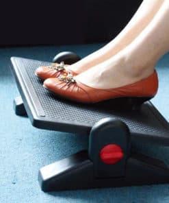 repose pied massage pedale de bureau