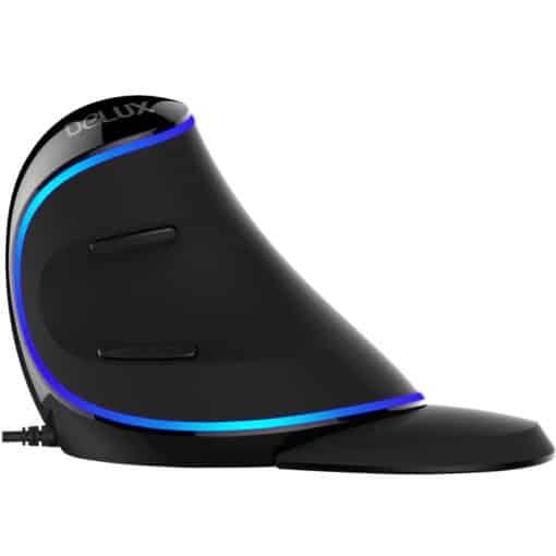 souris ordinateur sans fil ergonomique verticale