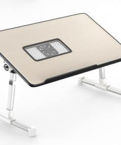 Tablette de support réglable pour ordinateur portable - Ventilateur intégré