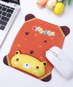 Tapis de souris enfant 3D Ourson