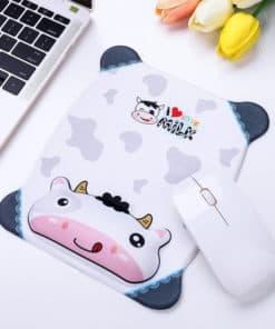 Tapis de souris enfant 3D Vache