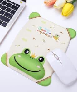 Tapis de souris enfant 3D grenouille