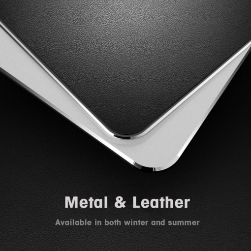 tapis de souris aluminium ultra fin
