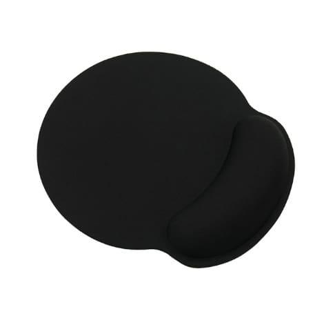 tapis de souris ergonomique noir