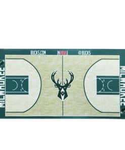 Tapis de souris XL - Basketball NBA - Milwaukee Bucks