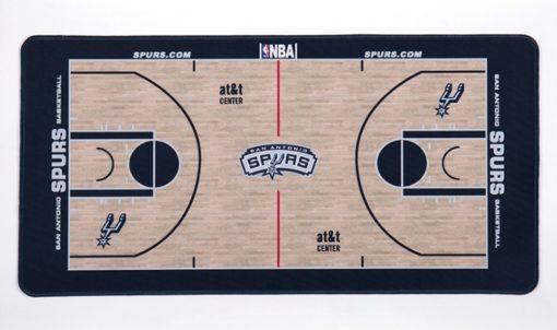 Tapis de souris XL - Basketball NBA - San Antonio Spurs