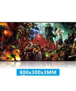tapis de souris World of Warcraft Collection
