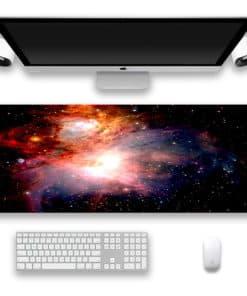 Tapis de souris XXL - Série espace et galaxie – Supernova