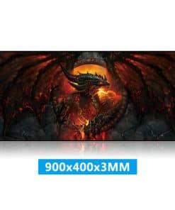 tapis de souris World of Warcraft Deathwing