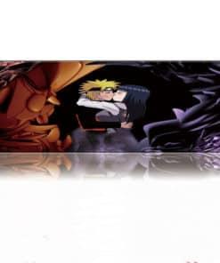 Tapis de souris XXL Naruto - Baiser avec Hinata