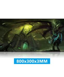 tapis de souris World of Warcraft Illidan