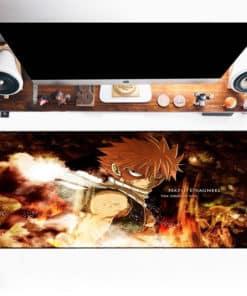 Tapis de souris XXL manga Fairy Tail Natsu Dragneel the dragon son