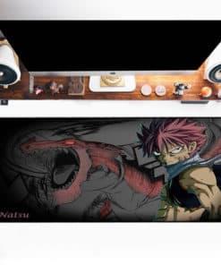Tapis de souris XXL manga Fairy Tail Natsu Dragnir