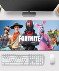 tapis de souris Fortnite En attendant la saison 11