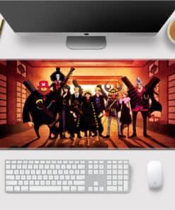 Tapis de souris One Piece Straw-Hat Mafia