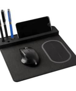 Tapis de souris rechargeable multifonctions 4 en 1