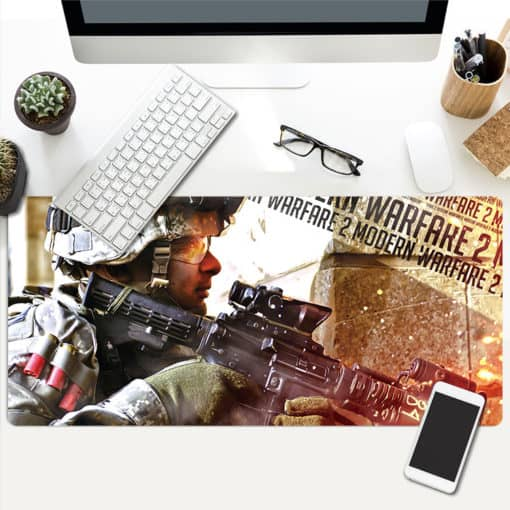 Tapis de souris Call Of Duty Modern Warfare 2