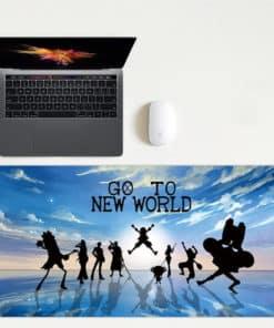 Tapis de souris One Piece Go to new world
