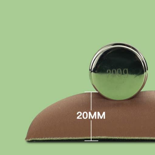 Tapis de souris ergonomique kiwi épaisseur