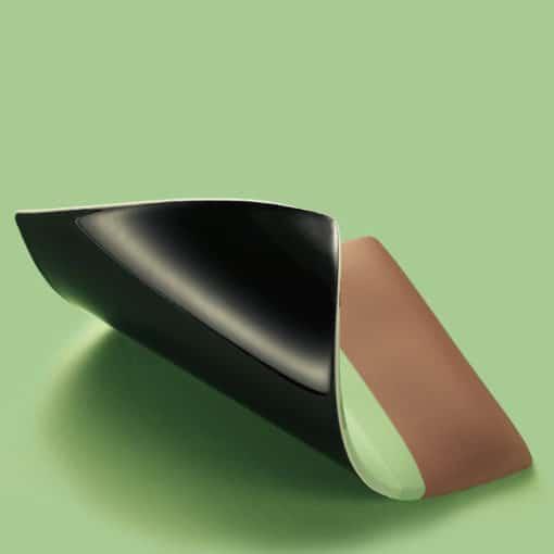 Tapis de souris ergonomique kiwi revers